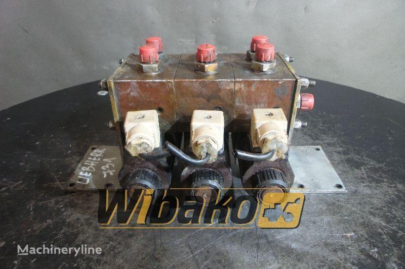 LIEBHERR 731 hydraulic distributor for LIEBHERR 731 bulldozer