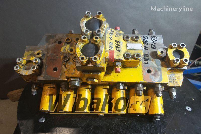 LIEBHERR A900 (M/7) hydraulic distributor for LIEBHERR 900 excavator