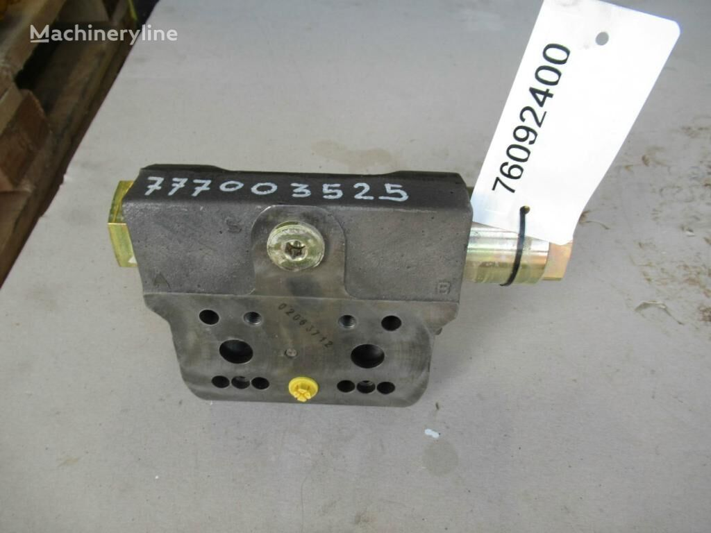 new NEW HOLLAND 614635A hydraulic distributor for excavator