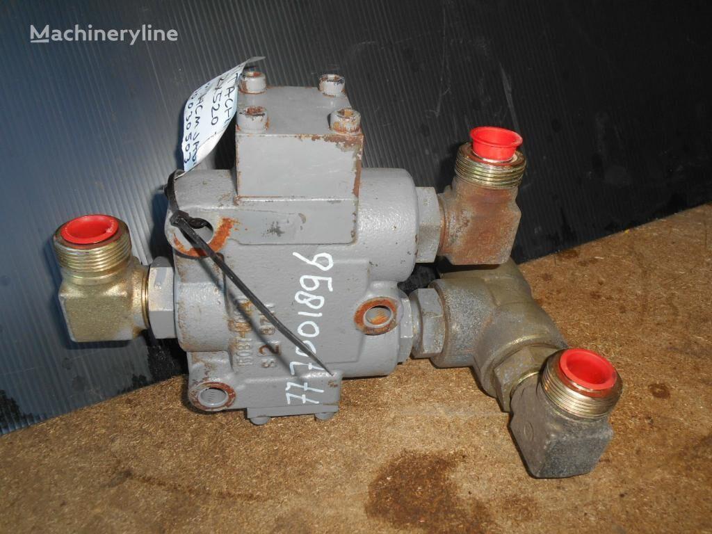 Nishina Kogyo - Unknown hydraulic distributor for excavator