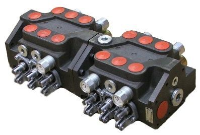 new RM316 NordHydraulic hydraulic distributor for loader crane
