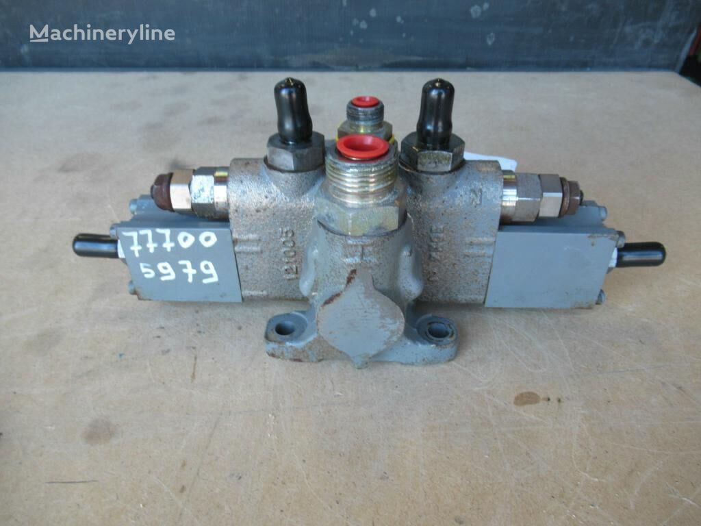 Rexroth 1D04T1H00756-1 hydraulic distributor for excavator