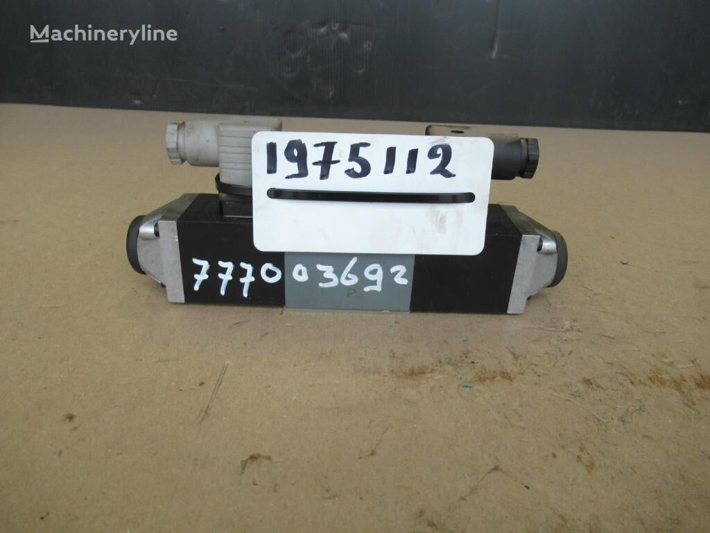 new Rexroth 4WE6H52/BG24NZ4 hydraulic distributor for excavator