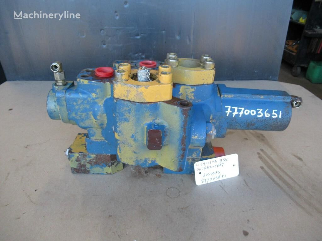 Rexroth MO-2851-02/1MO-32 (950456) hydraulic distributor for excavator