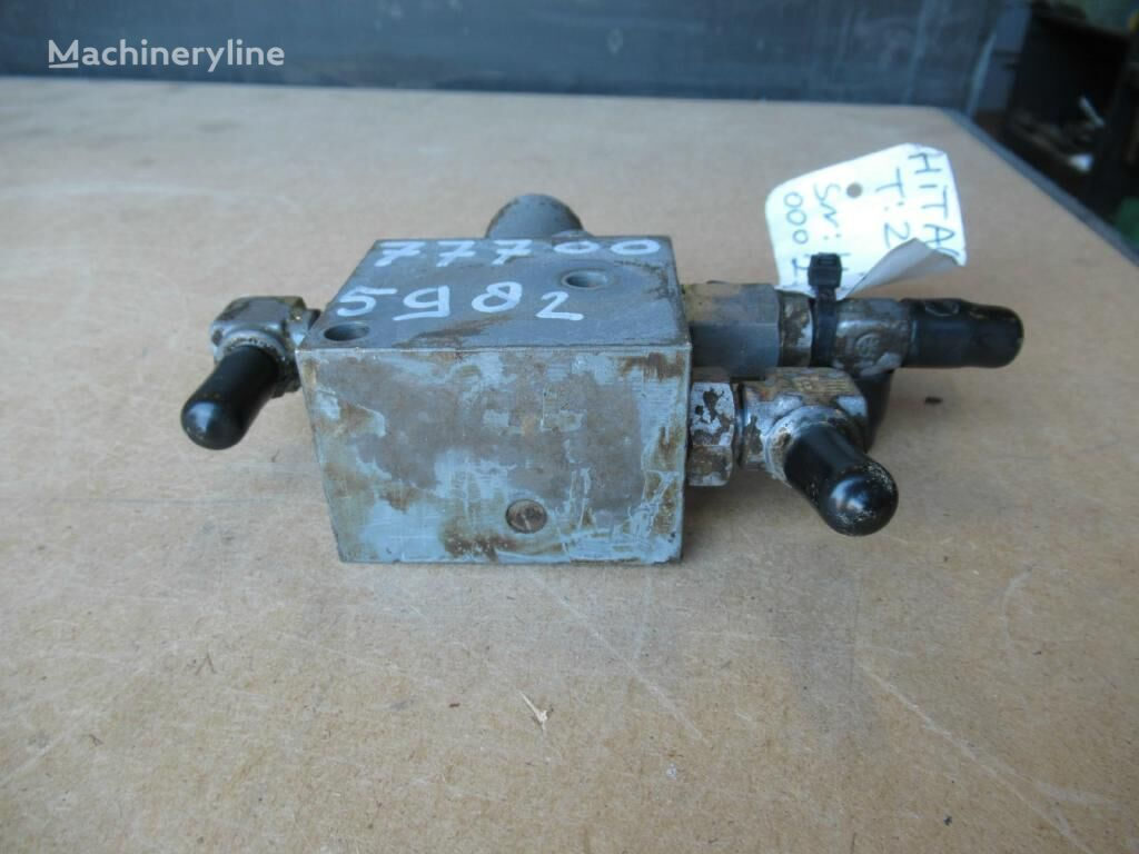 Rexroth VU-552/0-D hydraulic distributor for excavator