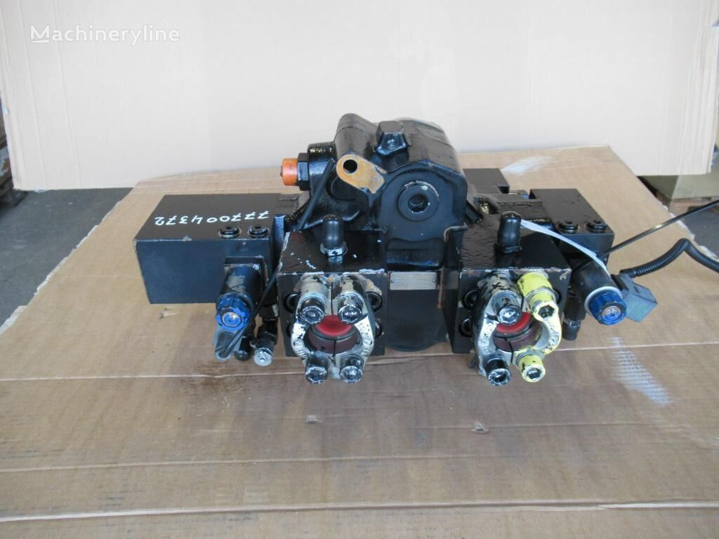 TEREX Noell 143500004 hydraulic distributor for excavator