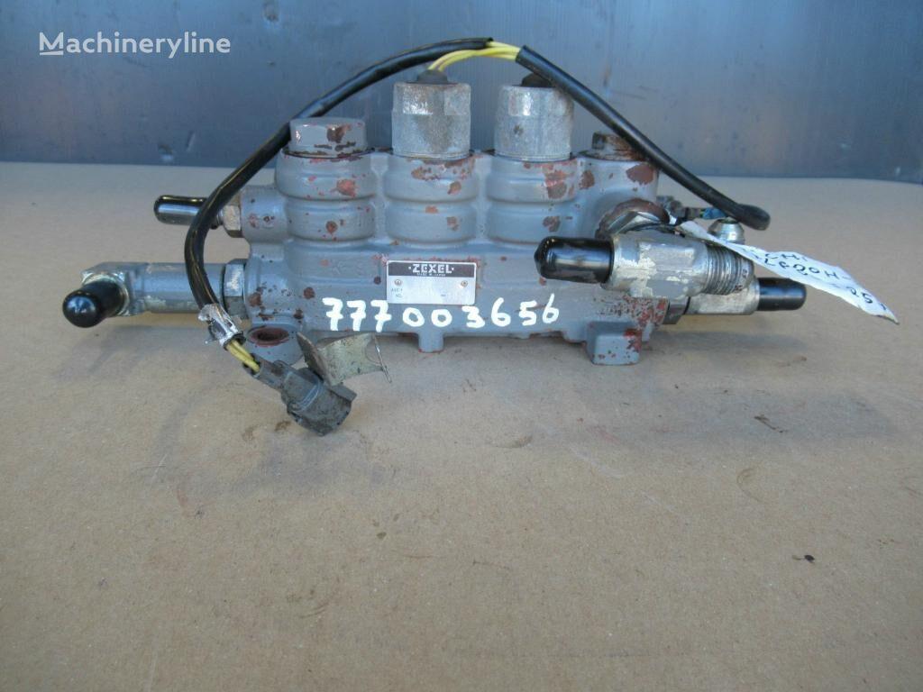 Zexel hydraulic distributor for excavator