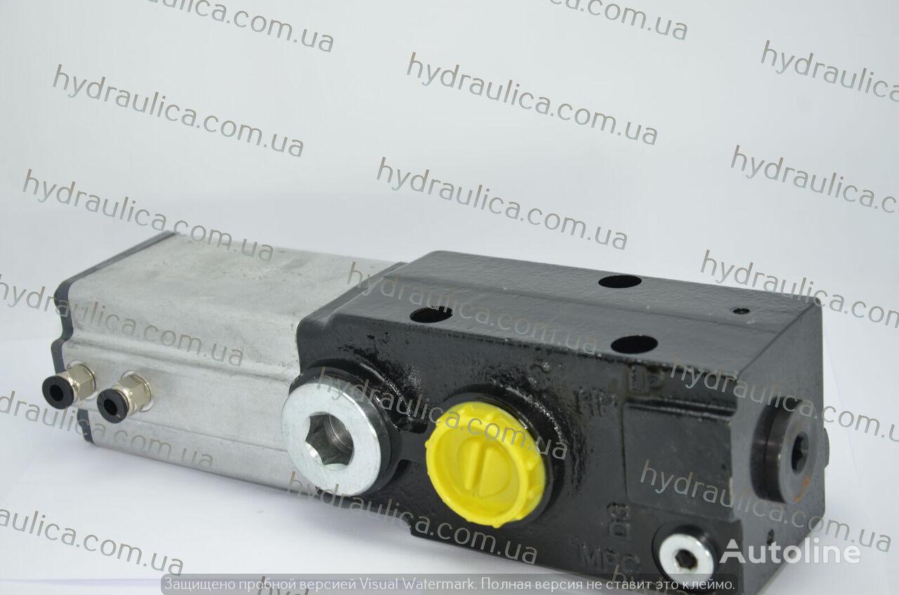 new zakrytogo tipa na bak hydraulic distributor for tractor unit