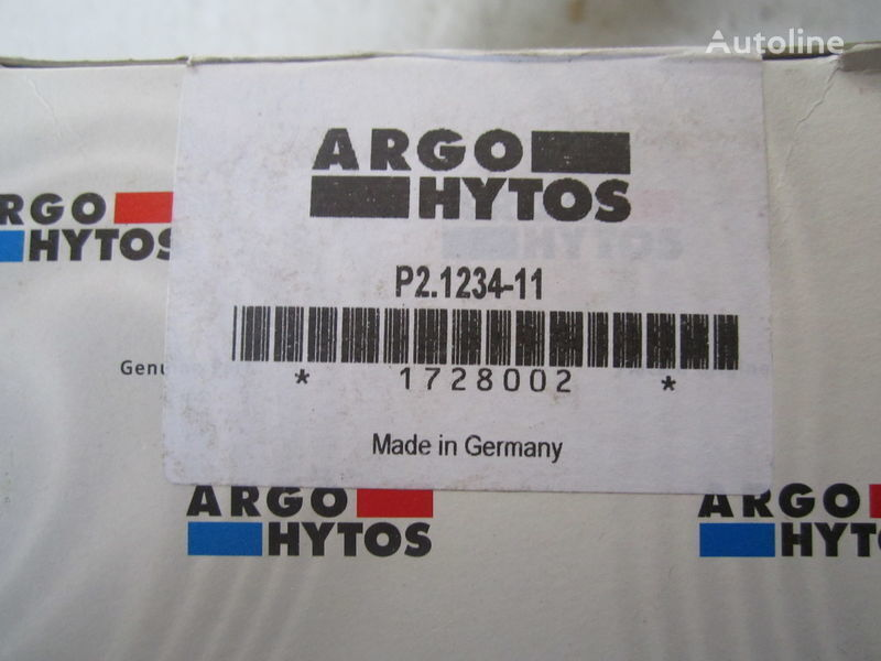 new Argo Hytos P2. 1234-11 Nimechchina hydraulic filter for excavator