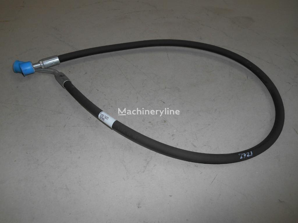 new CATERPILLAR (2927423) hydraulic hose for excavator