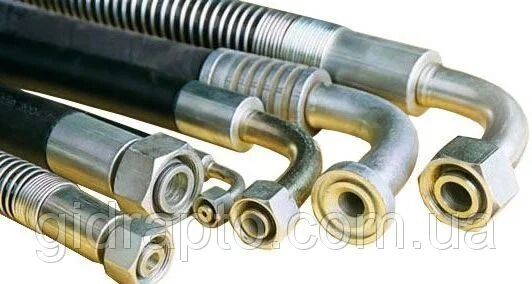 new (RVD) hydraulic hose for tractor unit