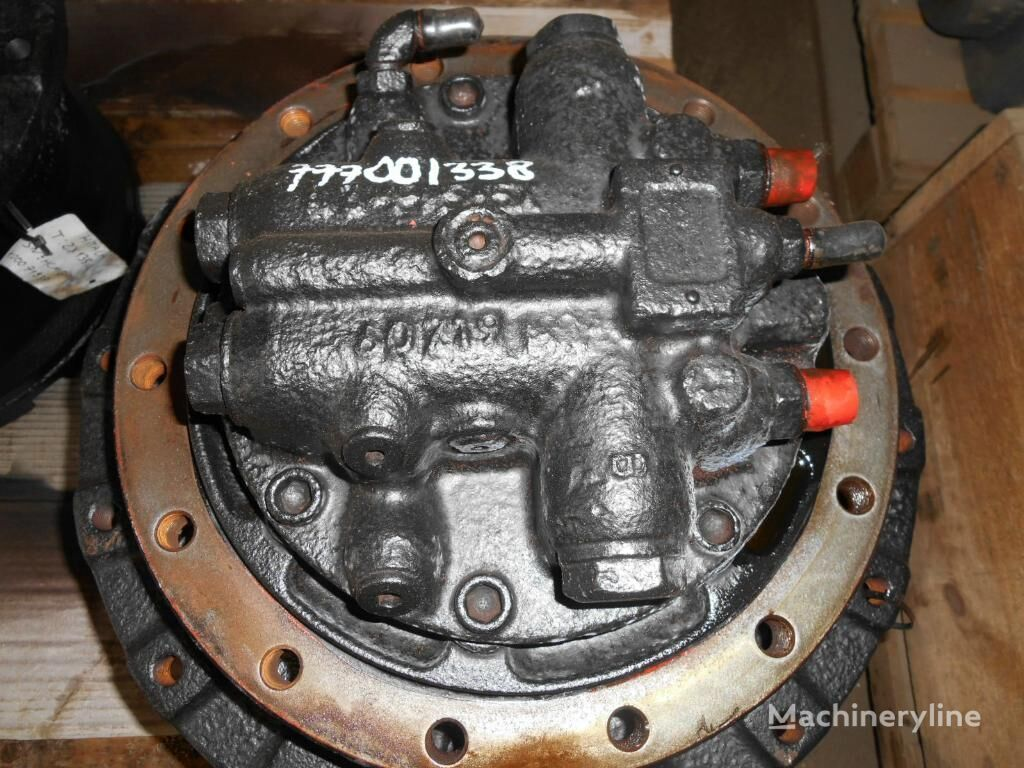 hydraulic motor for HITACHI ZX135US excavator