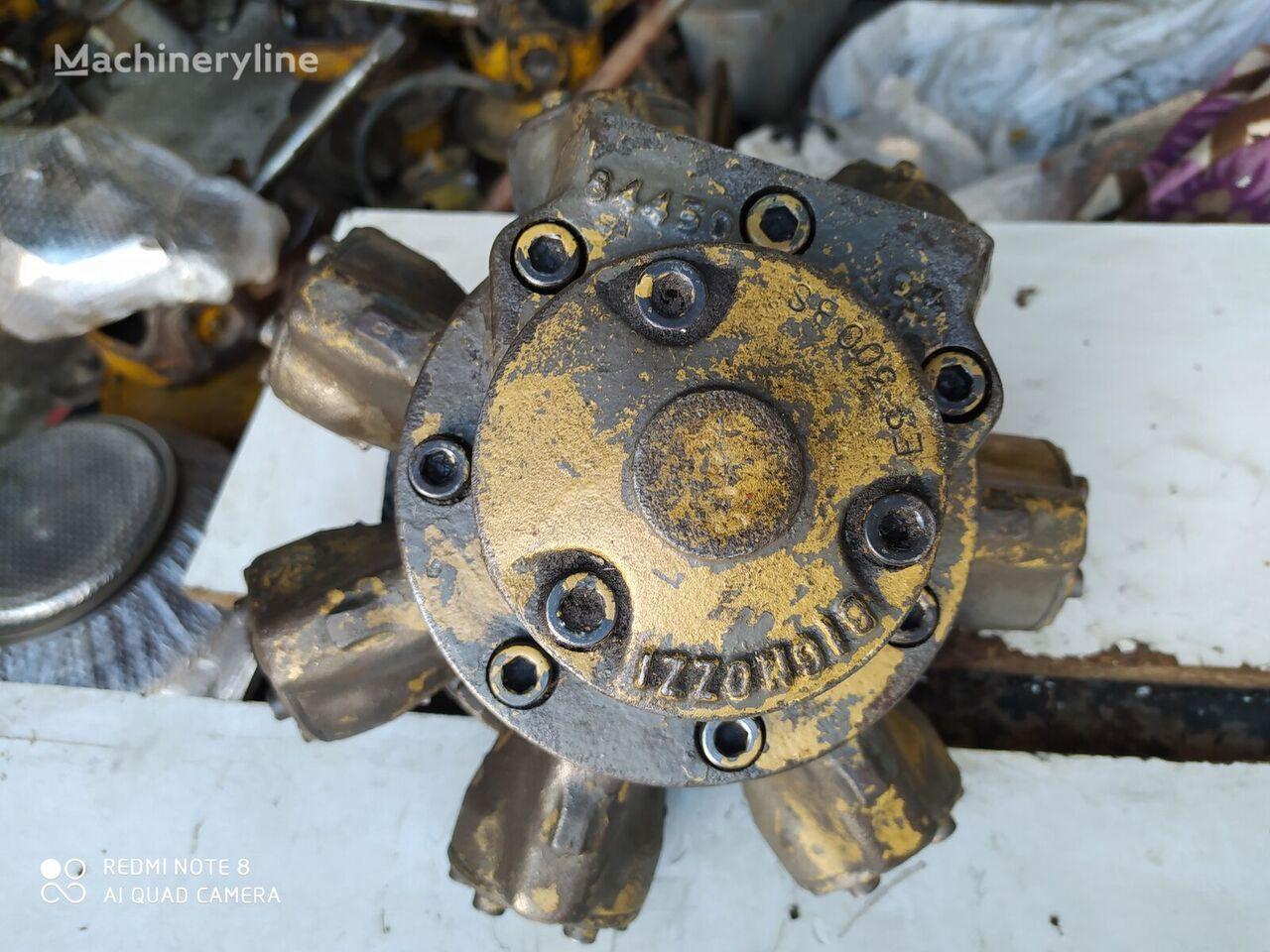 BIGNOZZI Star Radial Walk hydraulic motor hydraulic motor for ABG jackhammer