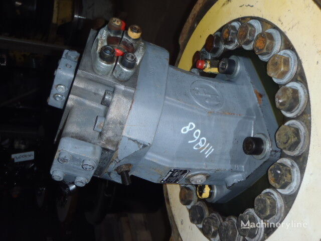 BOMAG HYDROMATIK A6VM200HA2T/60W-0700-PAB027A hydraulic motor for BOMAG BC601RB compactor