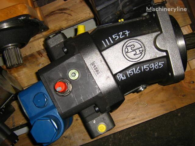 new BRUENINGHAUS HYDROMATIK A6VM107HA1T/60W0370-NZB370A-SK hydraulic motor for other construction equipment