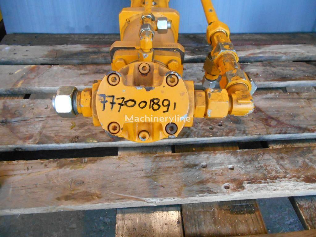 Brueninghaus A2FM23/61W-PPB030 hydraulic motor for excavator