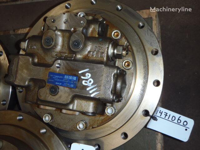 new HITACHI TRANSMITAL MAGA085VP33 MHKAYABAKT hydraulic motor for HITACHI EX165 excavator