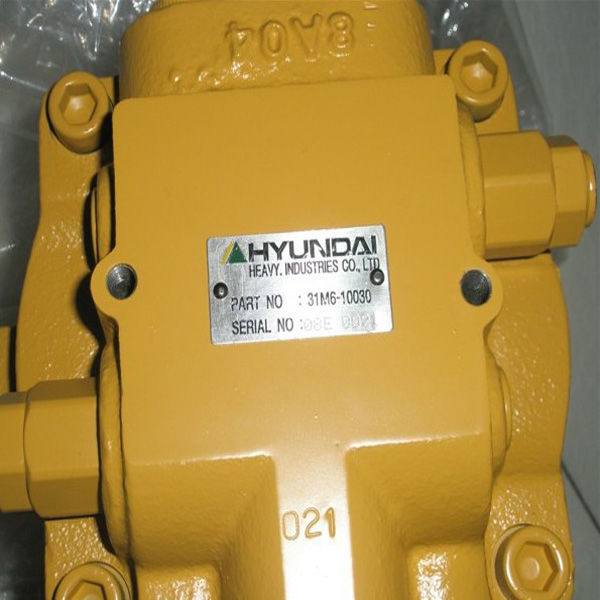new HYUNDAI povorota hydraulic motor for HYUNDAI R55-7 mini digger