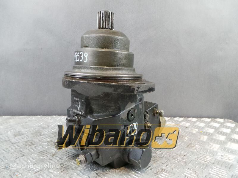 Hydromatik A6VE80HZ3/63W-VAL22XB-S hydraulic motor for TEREX TC240LC other construction equipment