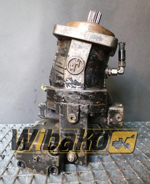 Hydromatik A6VM107HA1/60W-PZB018A hydraulic motor for ZEPPELIN ZM13 other construction equipment