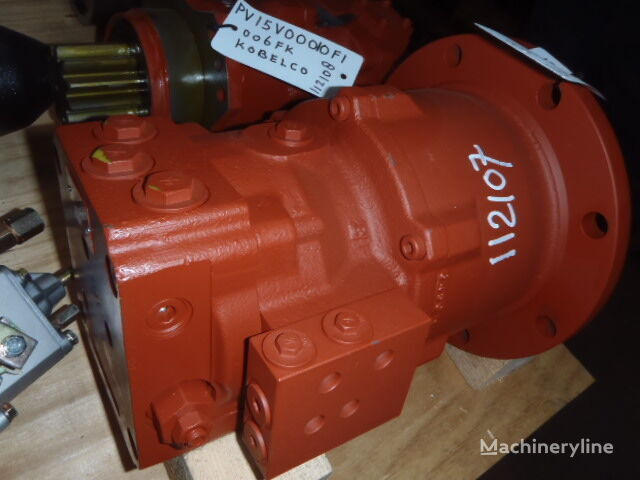 new KOBELCO NACHI PCL-150-18B-1FS2-8576A hydraulic motor for KOBELCO SK45SR mini excavator