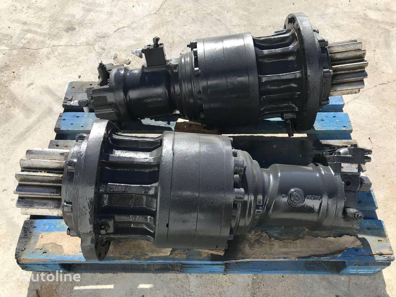 Kawasaki hydraulic motor for excavator