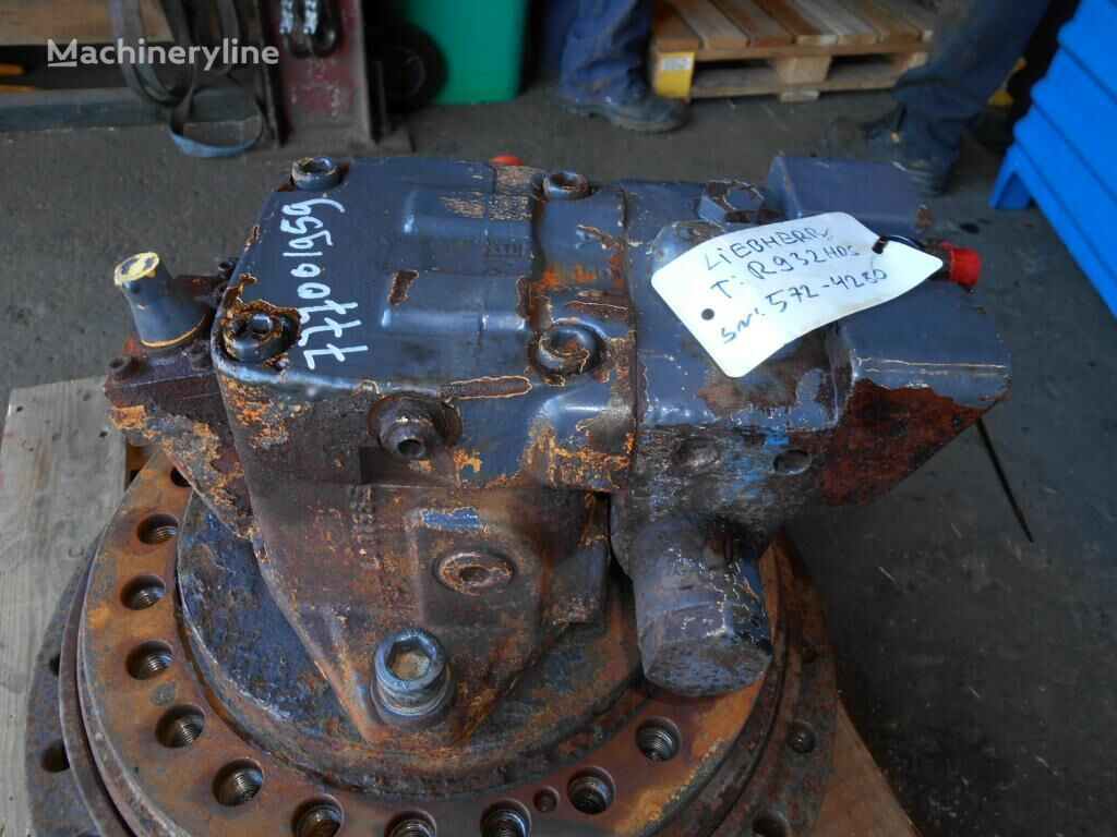 LIEBHERR hydraulic motor for LIEBHERR R932HDS excavator