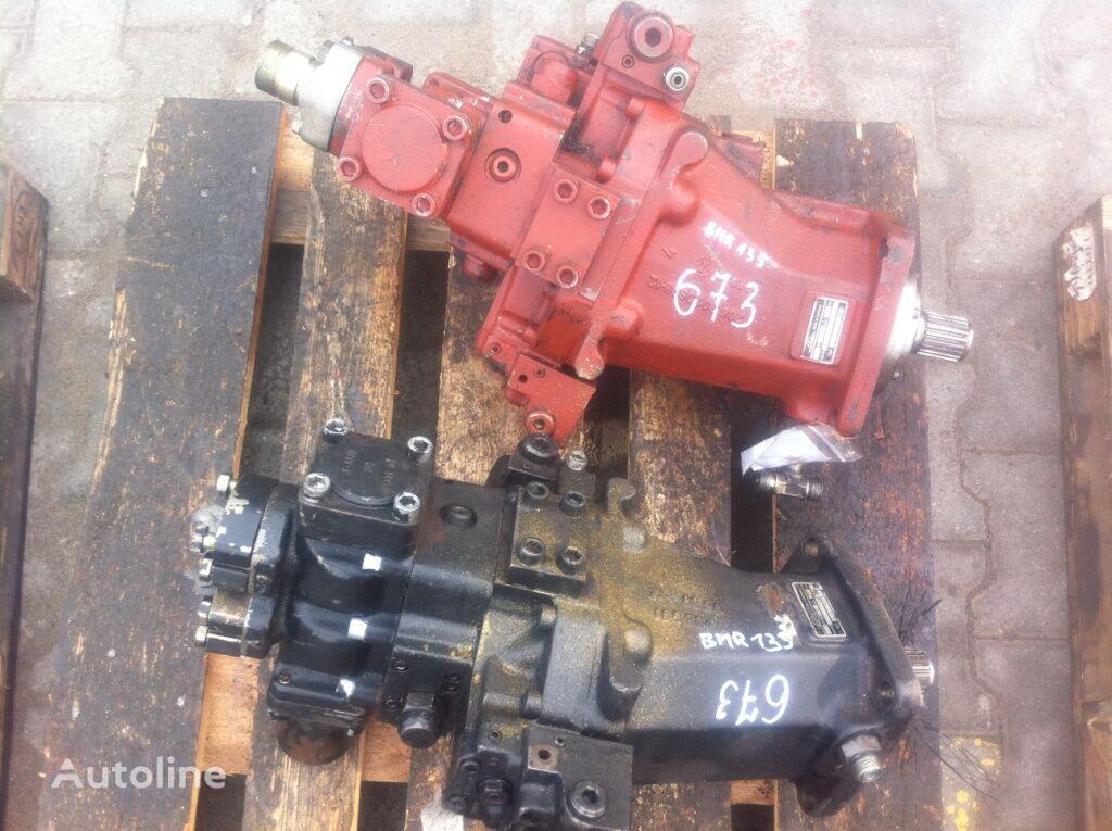 LINDE BMR 135 hydraulic motor for CATERPILLAR 212 BFT excavator