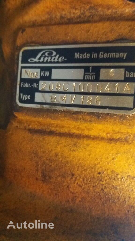 LINDE BMV 186 hydraulic motor for LIEBHERR PR 732L bulldozer