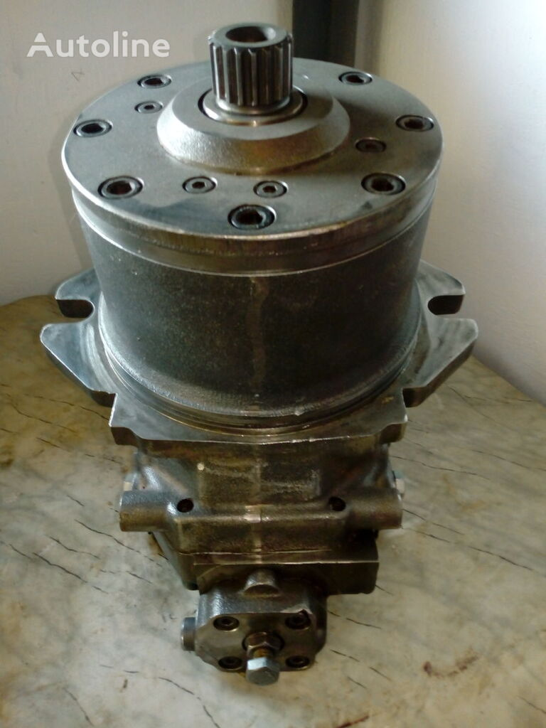 LINDE BMV135 hydraulic motor for LIEBHERR bulldozer
