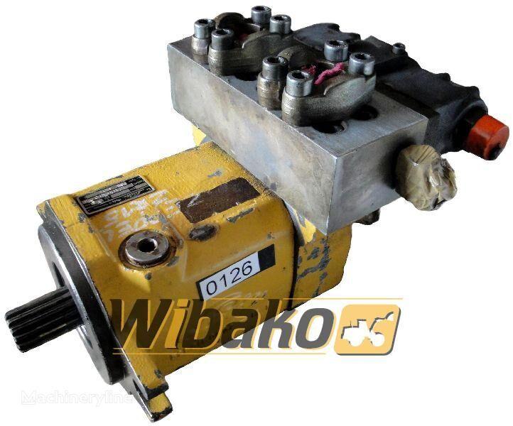 LINDE MMF-63 hydraulic motor for ZEPPELIN ZM19 excavator