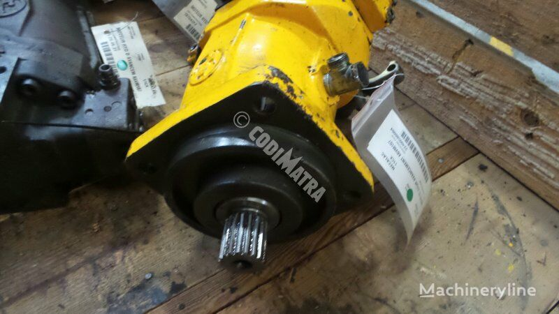 MECALAC Moteur hydr avancement a6vm107 hydraulic motor for MECALAC 11CX excavator