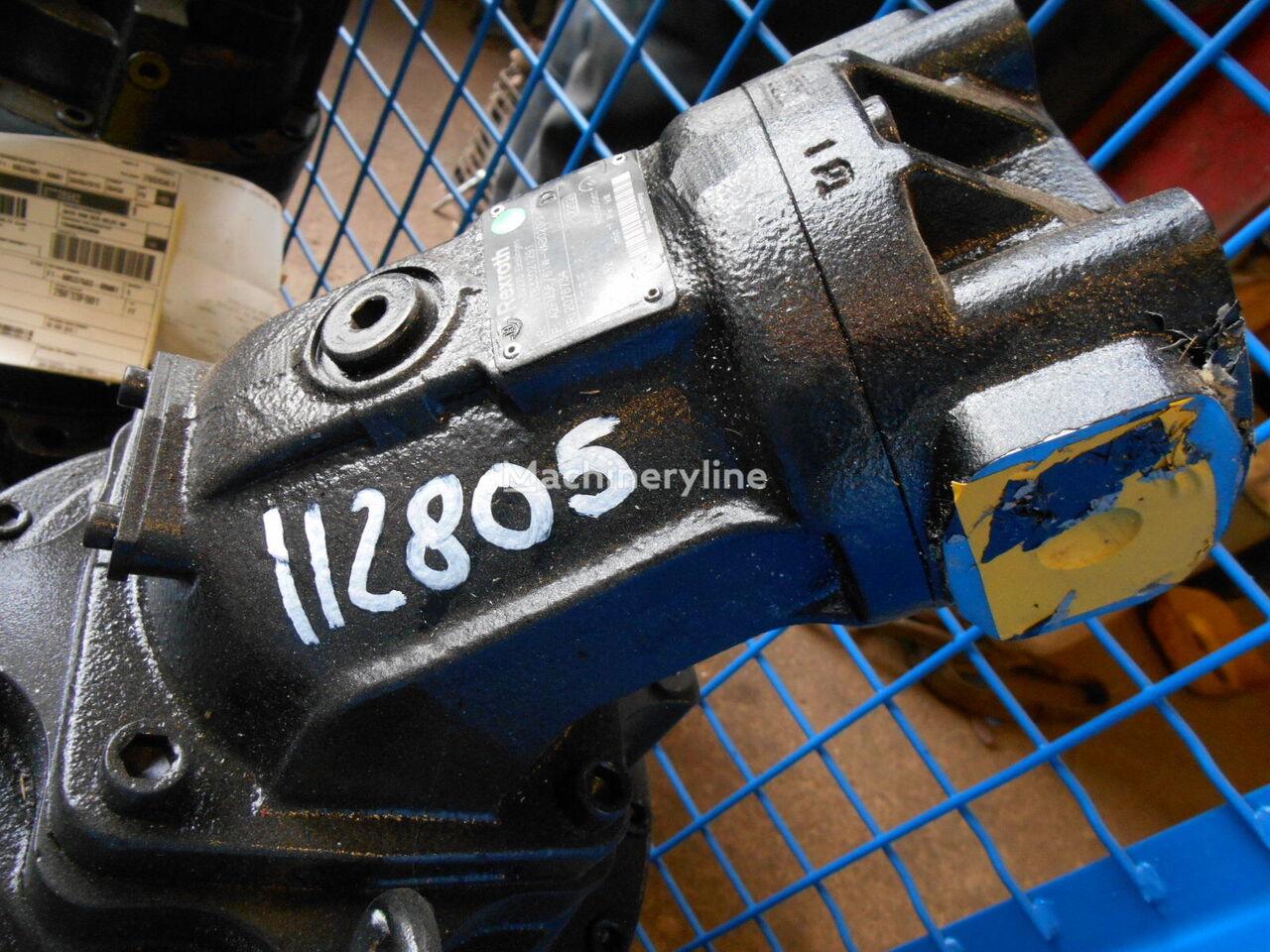 NEW HOLLAND Rexroth A2FM56/61W-VAB020FJ hydraulic motor for NEW HOLLAND MH6.6 T3 excavator