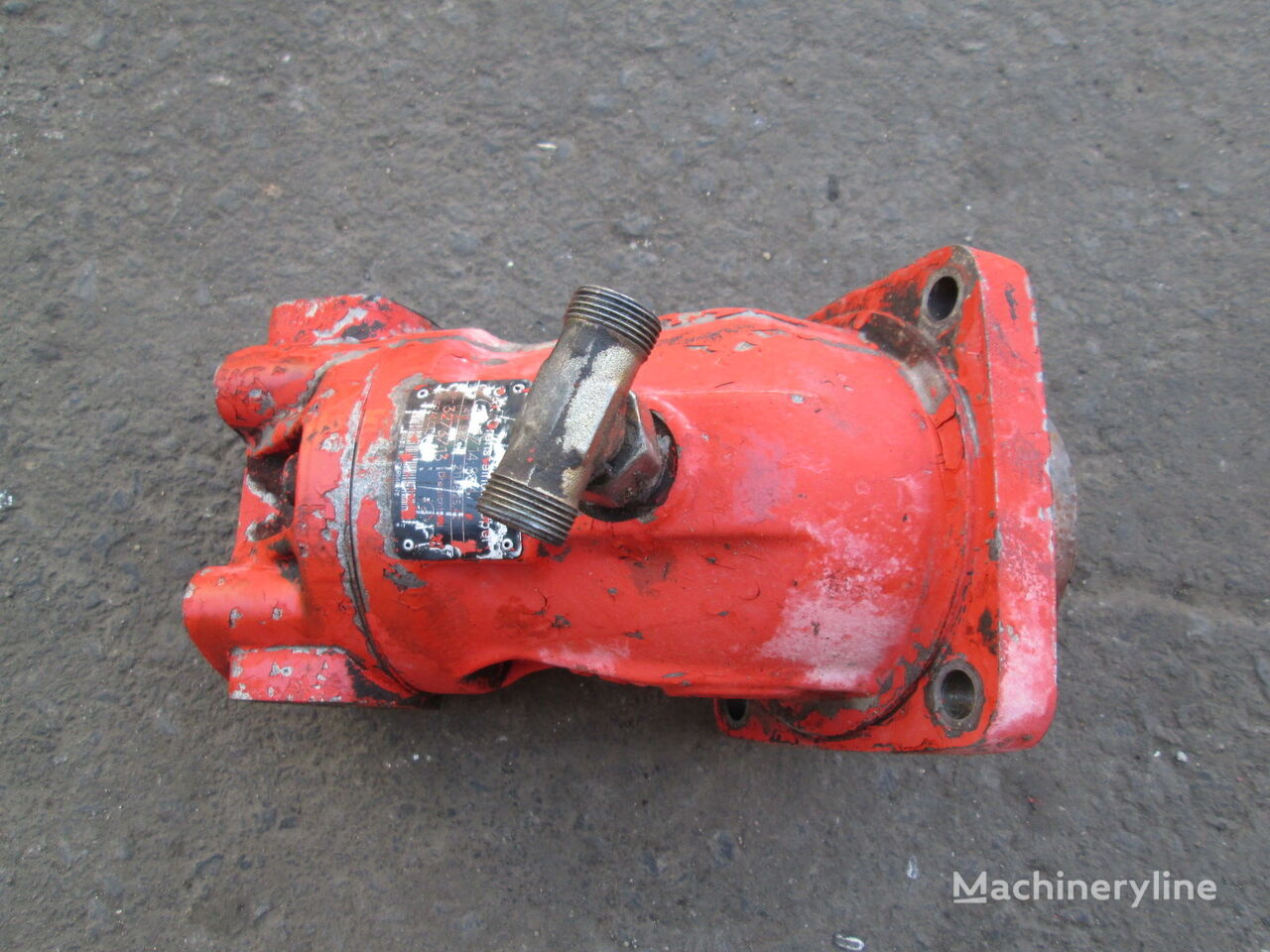 O&K 1714836 hydraulic motor for O&K excavator