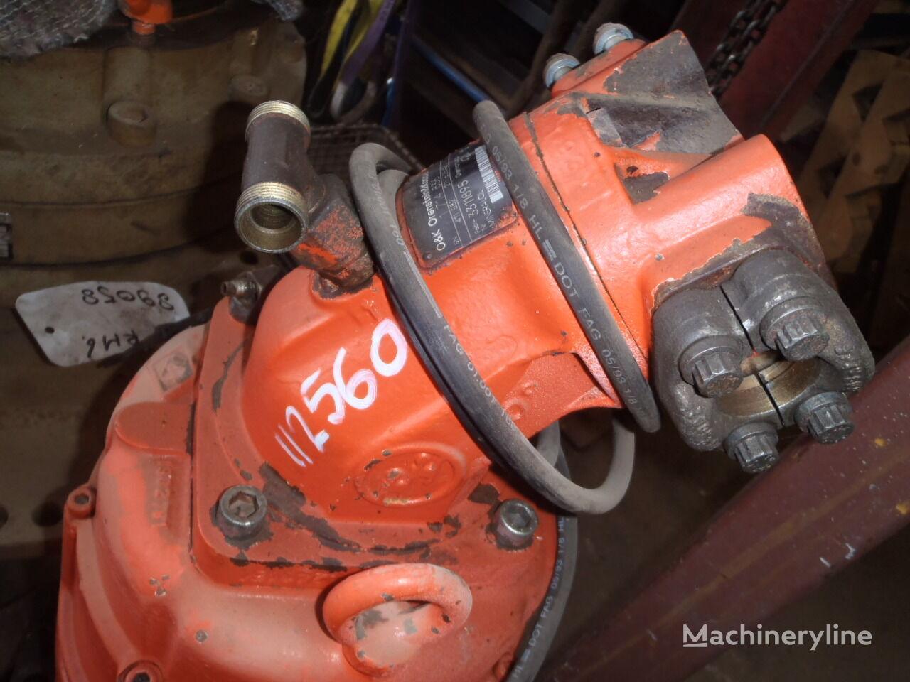 O&K 1714836 hydraulic motor for O&K RH6 excavator