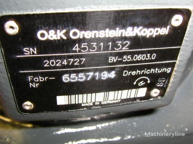 new O&K 2024727 hydraulic motor for O&K RH25 excavator