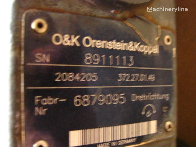 new O&K 2084205 (372.27.01.49) hydraulic motor for excavator