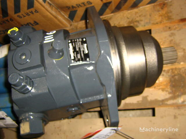 new O&K REXROTH A6VE107HZ3/63W-VZL2XXB-S hydraulic motor for O&K RH9.6 excavator