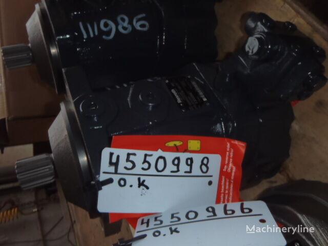 O&K REXROTH A6VM80HA1R1/63W-VZB017TA hydraulic motor for O&K L8.5 excavator