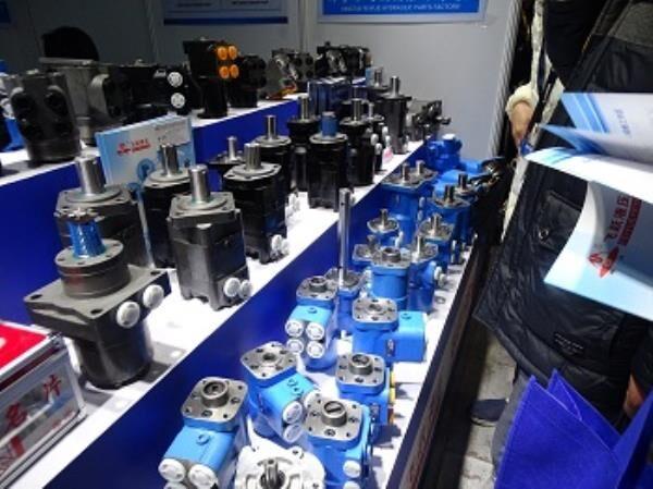 Orbitrörler ve Tork Motorları hydraulic motor for excavator