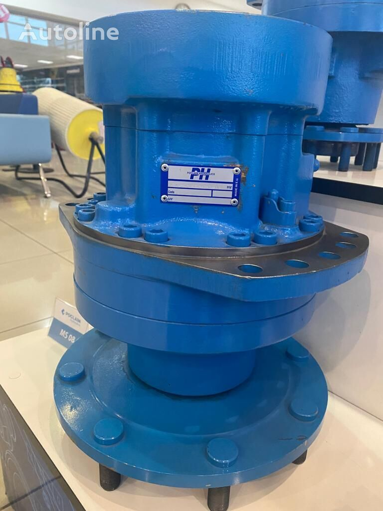 new POCLAIN hydraulic motor for BOMAG construction roller