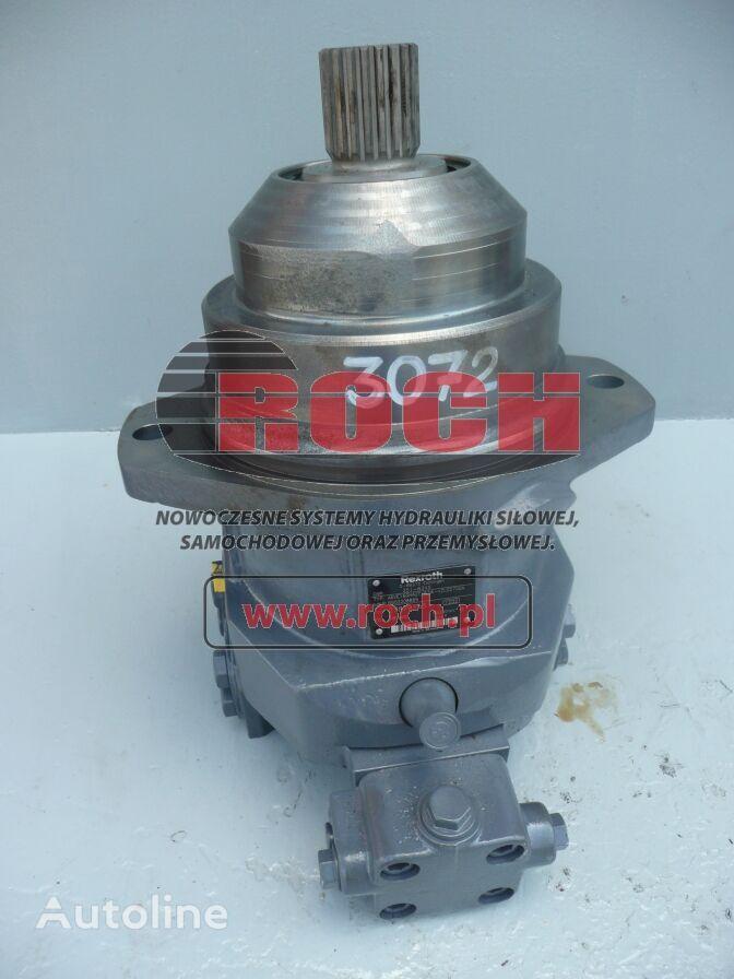 new Rexroth A6VE160 HA2T/63W 351-0345 hydraulic motor for CATERPILLAR  UNTERWAGEN B-I BOHRGERET 39R GETRIEBE GFT 220 T3 9191 excavator