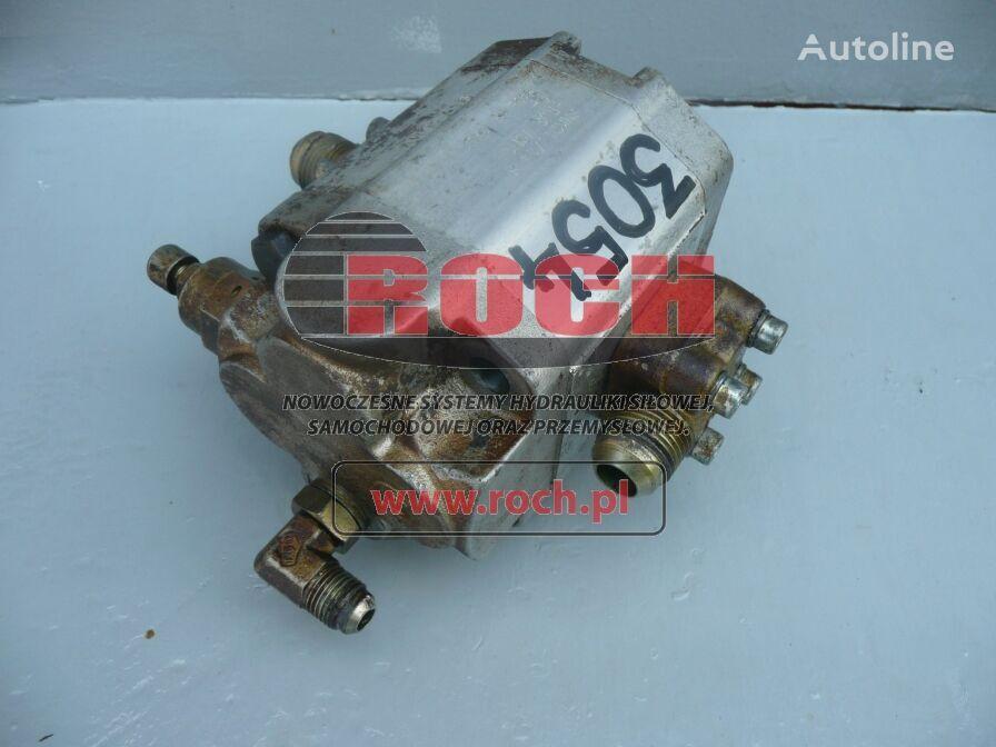 SNM21/14S FR03VGP1 2F hydraulic motor for MARINI MF 691  asphalt paver