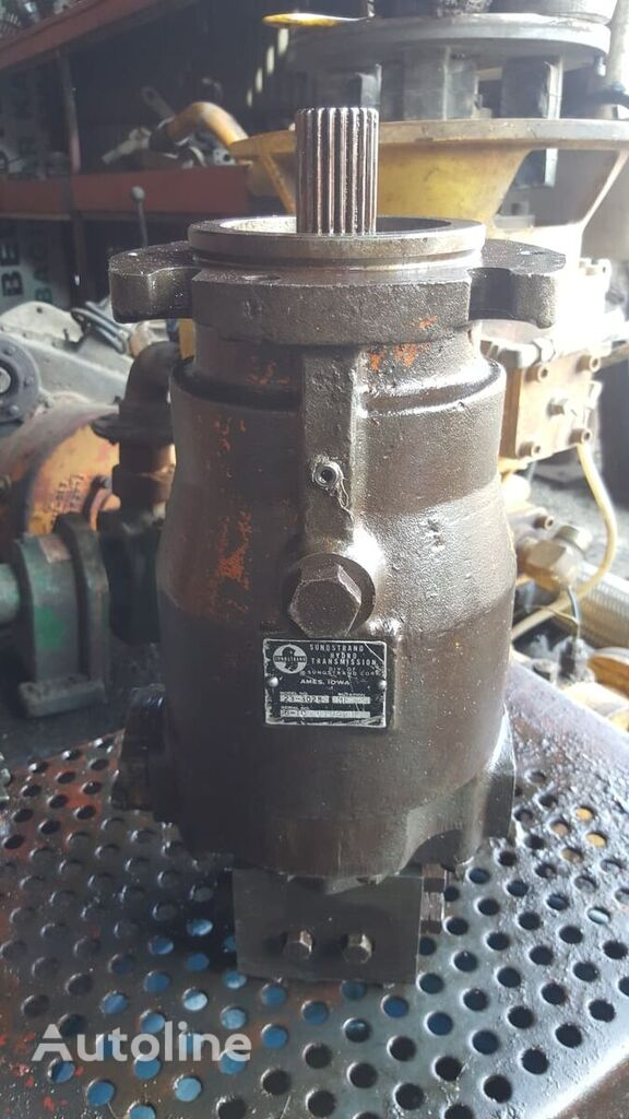 SUNDTRANS 23-3028 hydraulic motor for wheel loader
