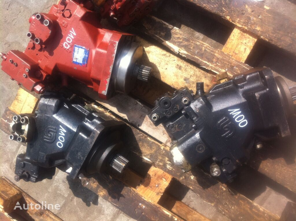 Sauer-Danfoss Bomag 51D110 AD4NF (05817058 516422) hydraulic motor for BOMAG construction roller