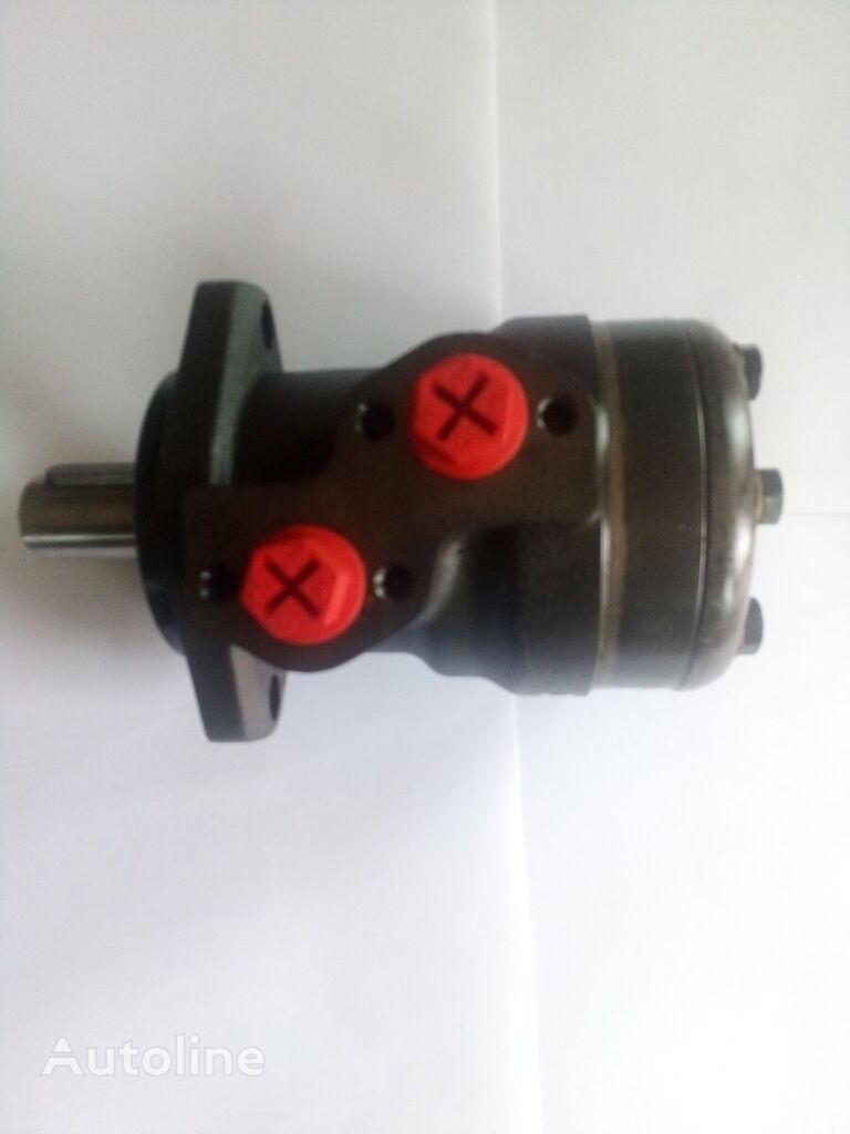 new Sauer-Danfoss OMR100 hydraulic motor for construction roller