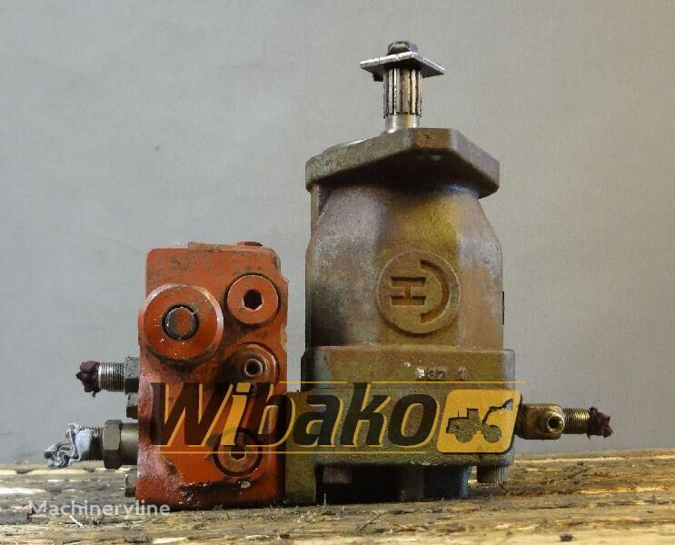 Uchida A10F37W1S8XU hydraulic motor for YANMAR B5 mini excavator