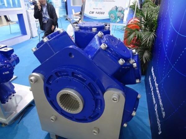 Yıldız Hidromotorlar hydraulic motor for drilling rig