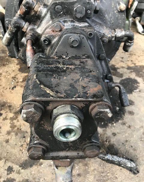 hydraulic pump for JOHN DEERE 3200 tractor
