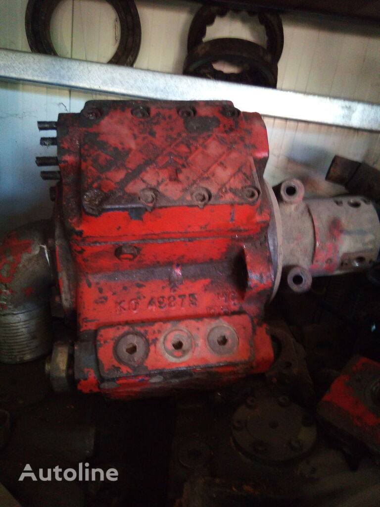 hydraulic pump for POCLAIN 220 CKB excavator